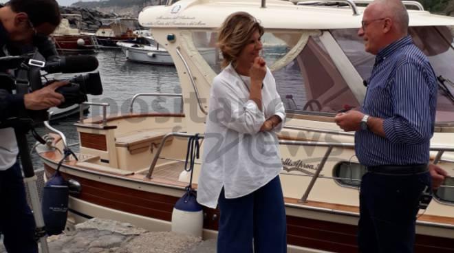 Tutela e turismo sostenibile, domani Punta Campanella in onda sulla RAI