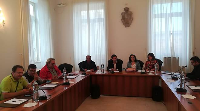 Esclusiva ultimo consiglio comunale di  Sant'Agnello