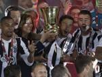 Juventus Coppa Italia contro il Milan