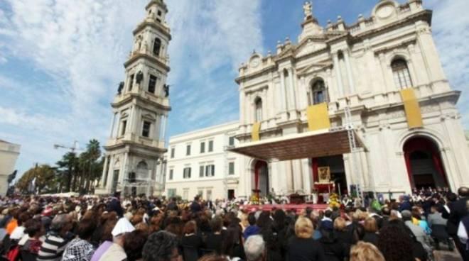 La Supplica di Pompei: Pace sul mondo!