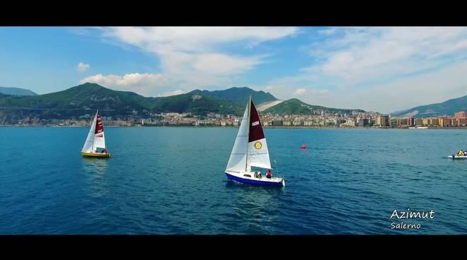 "Salerno. Campionato Mondiale ""Homeris -Azimut Salerno SCSD"""
