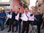 Sorrento successo del flash mob
