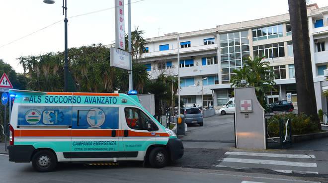 Stop agli interventi chirurgici all'ospedale di Sorrento