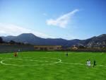 Campo sportivo San Lorenzo Agerola