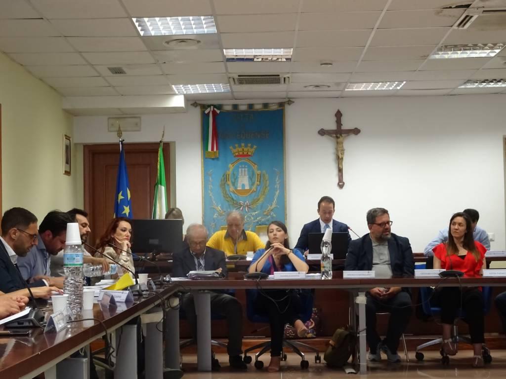Vico Equense consiglio comunale rendiconto di gestione