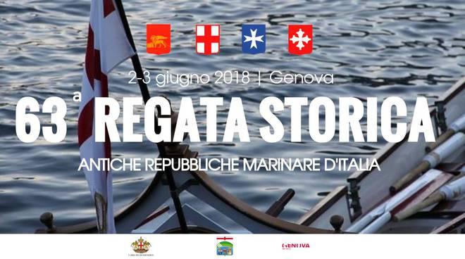63 regata repubbliche marinare genova