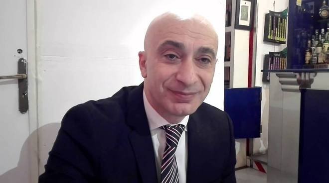 Auguri al sindaco Vincenzo Iaccarino