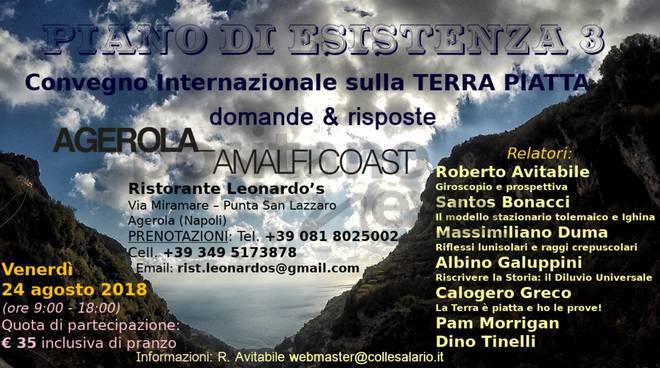 Convegno Internazionale sulla Terra piatta