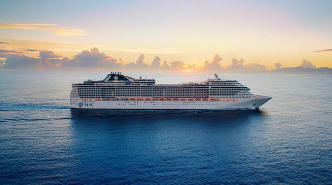 Msc: a Genova battesimo per nuova ammiraglia Seaview