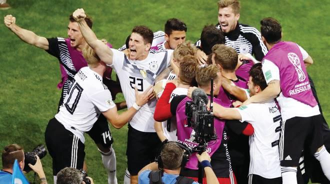 Germania incubo finito - Kross nel finale riaccende le speranze