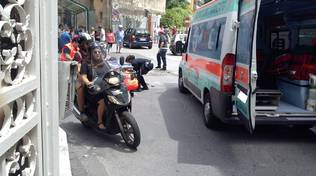 incidente meta via cosenza