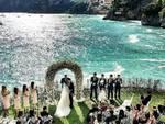 Positano matrimonio a Villa Tre Ville
