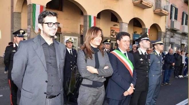 Sant'Agnello Sagristani con Attilio Massa e Clara Accardi