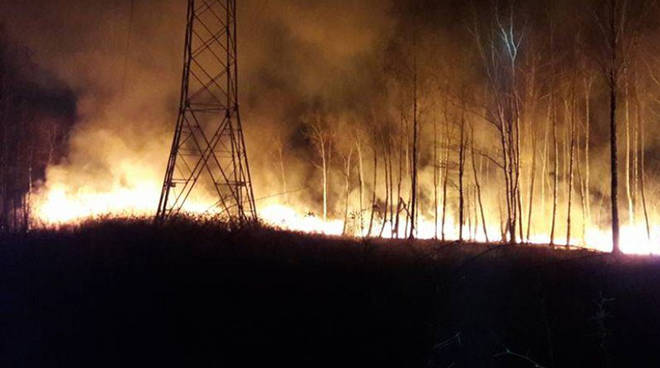 Incendio Al Vesuvio Indagati Due Dirigenti Della Protezione