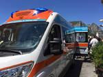 A Capri una nuova ambulanza per la Croce Azzurra di Padre Pio