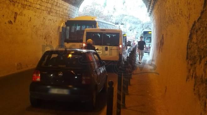 Amalfi traffico
