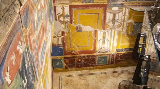 Apertura Museo Archeologico Romano Positano