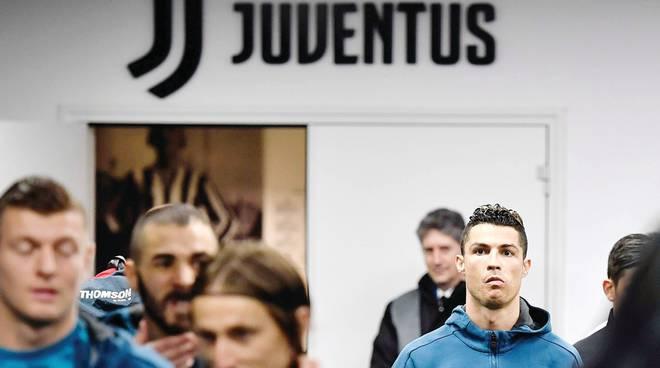 Il piano della Juve -Prendiamo Ronaldo