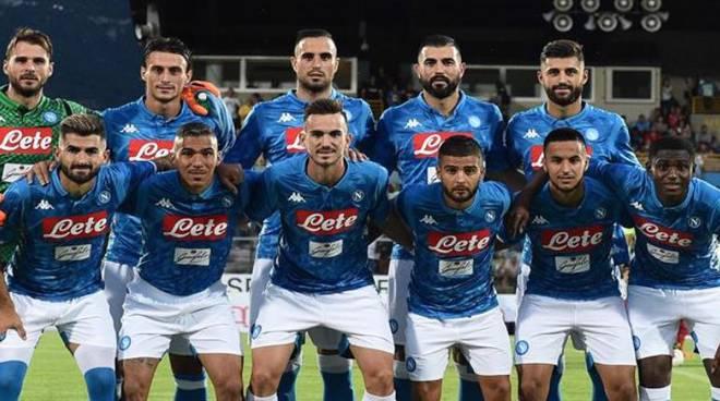 Napoli -Carpi 5-1 - Ancelotti questo Napoli mi piace sempre di piu'