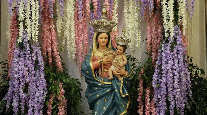 Positano Madonna di Montepertuso