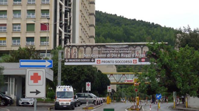 Ruggi Ospedale Salerno