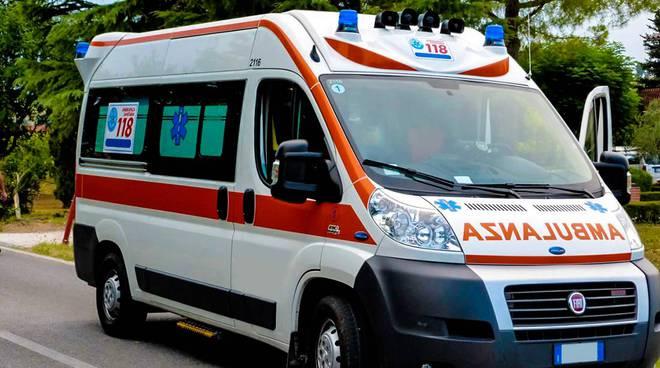 Un'ambulanza stazionerà a Massa Lubrense