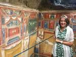 visita console a Positano per Villa Romana
