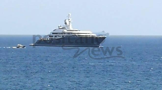 Notizie di mega yacht Positanonews