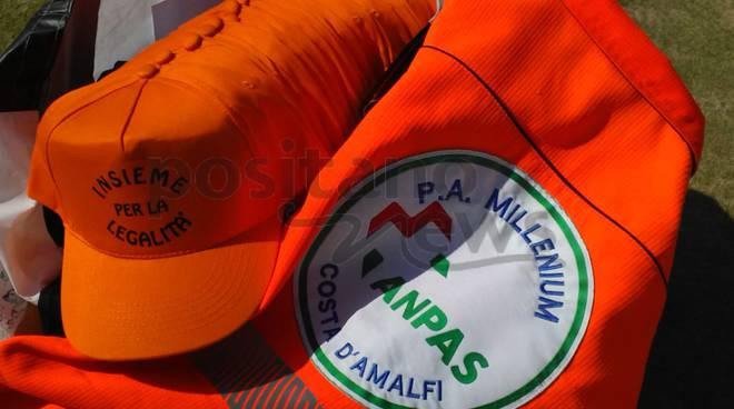 Amalfi Millennium  campo per la legalità