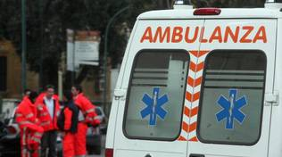 Ambulanza aggressione del 118