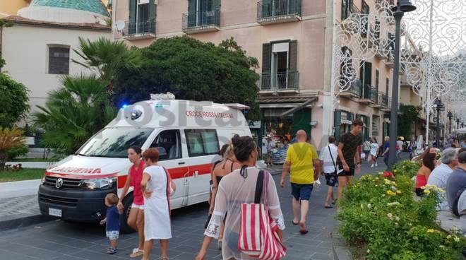 Ambulanza Maiori