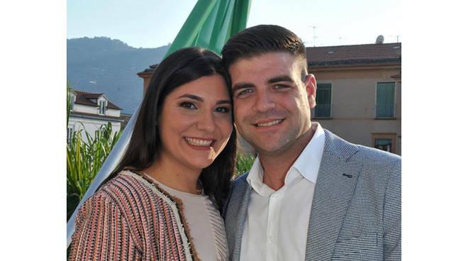 Auguri a Vincenzo e Teresa per la nascita di Letizia