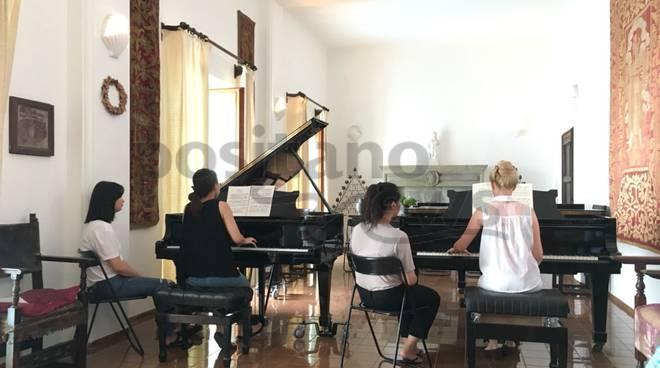 Schumann alla Fondazione Wilhelm Kempff di Positano