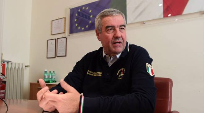Casamicciola, cittadinanza al Capo Dipartimento della Protezione Civile Angelo Borrelli