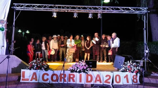 corrida tramonti seconda edizione
