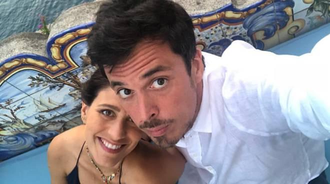Giulia Bevilacqua e Nicola Capodanno Hotel San Pietro