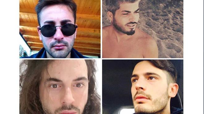 I funerali delle quattro vittime di Torre del Greco