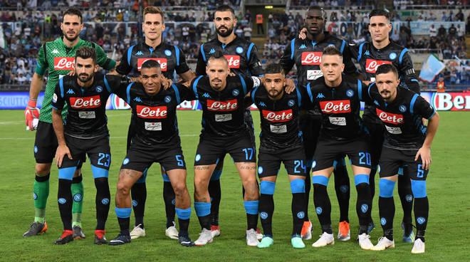 Napoli, ora c'è la Samp: ma i tifosi sognano