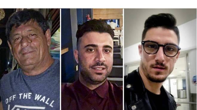 Ritrovata l'auto dei tre napoletani scomparsi in Messico