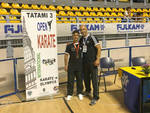 Antonio Cuomo si aggiudica il terzo posto all'International Cup Karate 2018