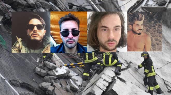 Borse di studio in ricordo dei quattro ragazzi di Torre del Greco morti nel crollo del Ponte Morandi