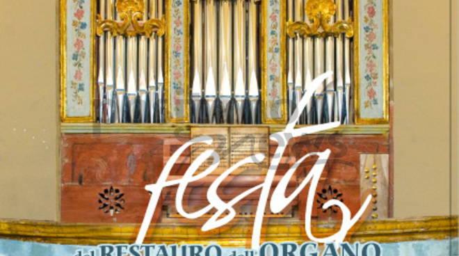 FESTA ORGANISTICA a Campinola di Tramonti, capitale della Costa d\'Amalfi per la musica organistica