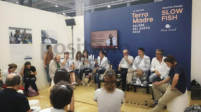 Punta Campanella a Torino per incontro internazionale su pesca  e aree protette