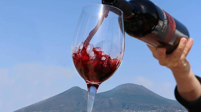 vino e vesuvio