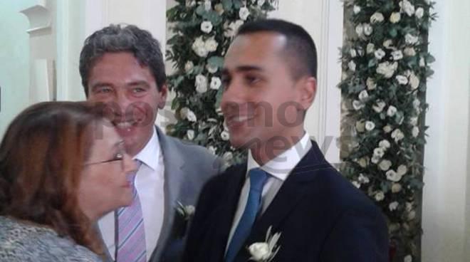 Di Maio matrimonio ad Agnone