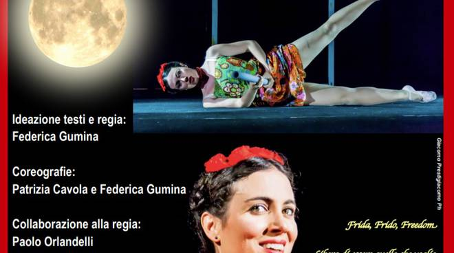 Federica Gumina in FRIDA AM I