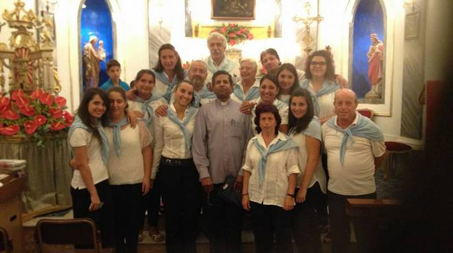 Festa della Santa Croce a Positano Nocelle