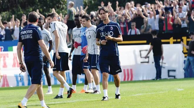 Inzaghi: Pensiamo a fare gol e a invertire la rotta al Dall'Ara Abbiamo più fame della Roma