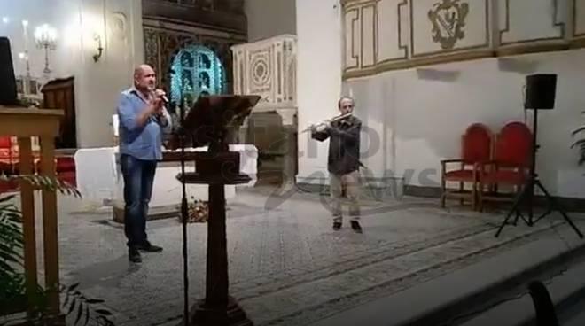 Musica per te memorial per Lorenzo Amato