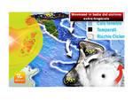 Nel fine settimana in arrivo un ciclone extra-tropicale